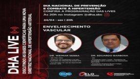 Discussão Nova Diretriz Brasileira 2020 – Tema 1: Envelhecimento Vascular
