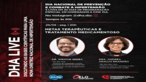 DHA Live: Metas terapêuticas e tratamento medicamentoso no paciente hipertenso