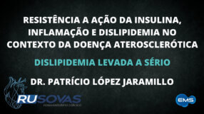 DOENÇA ATEROSCLERÓTICA – DR. PATRICIO JARAMILLO