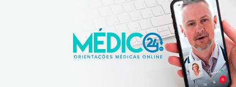 Plataforma Médico 24hrs