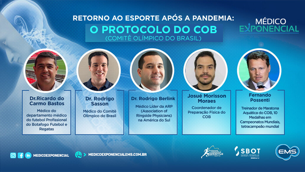 O Protocolo do COB (Comitê Olímpico do Brasil)