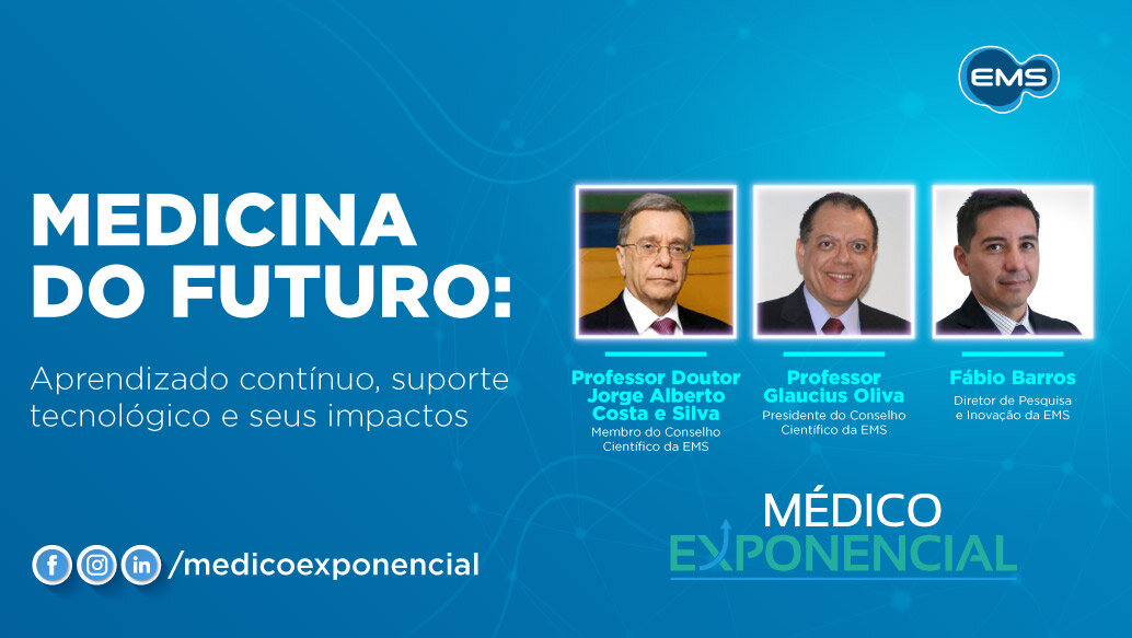 MEDICINA DO FUTURO – LIVE NA ÍNTEGRA