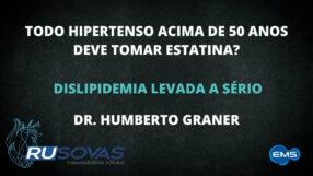 HIPERTENSOS ACIMA DE 50 ANOS DEVEM TOMAR ESTATINA?