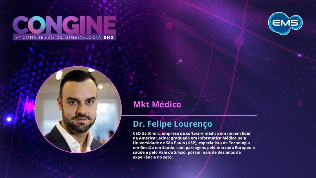 CONGINE: Marketing Médico