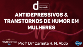 ANTIDEPRESSIVOS & TRANSTORNOS DE HUMOR EM MULHERES