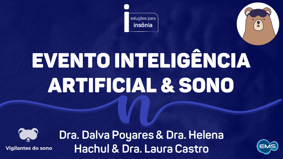 Inteligência Artificial & Sono – uma nova solução