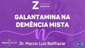 Uso da Galantamina na Demência Mista