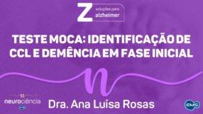Teste MoCa: CCL e Demência em fase inicial