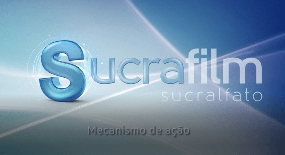 Sucrafilm: O cicatrizante e protetor