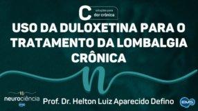 DULOXETINA PARA O TRATAMENTO DA LOMBALGIA CRÔNICA