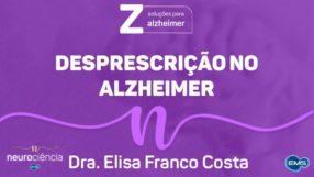 Desprescrição no Alzheimer