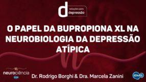 Bupropiona XL na neurobiologia da depressão atípica
